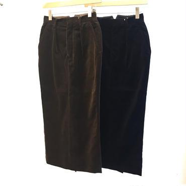 JUN MIKAMI コーデュロイスカート