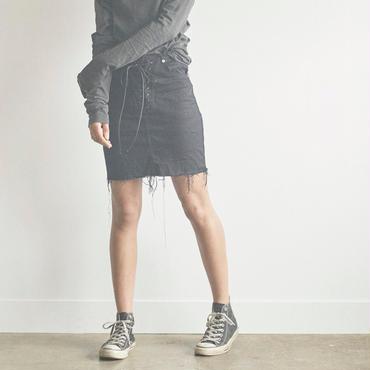 jonnlynx  lace-up skirt