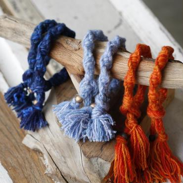 The Elder Statesman Cashmere Bracelets