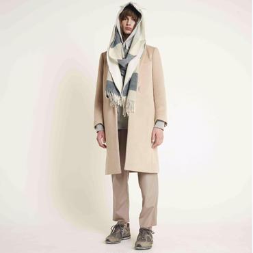 CITY angola  chester coat fixed buckle