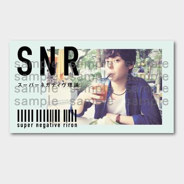 タイムマシン部Gステッカー【SNR】