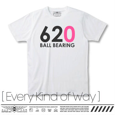 T-shirts [Every Kind of Way] TMT01-EKW-PK [エヴリィカインドオブウェイ:ピンク]