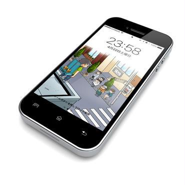 Wallpaper For Smart Phone [033] TMW01-033