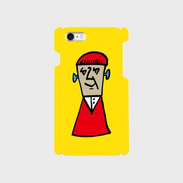 "kazaho furusho smart phone case for iPhone ""OJISAN 1"""