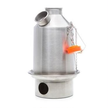 Kelly Kettle Scout 1.2L Stainless steel