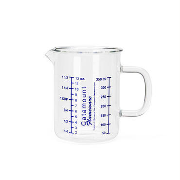 "Glass Handle Measuring Cups ""1Cup"""