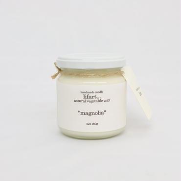 """fragrance candle """"magnolia"""""""