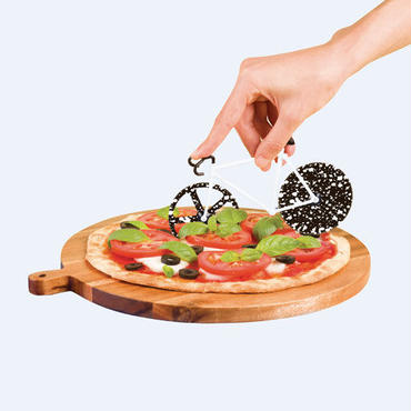 "Fixie Pizza Cutter ""Stardust"""