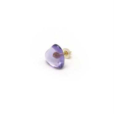 bisoa PURPLE DROPS PIERCE (0.5pair)