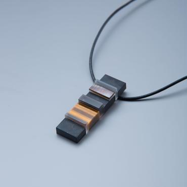 MUKU layer pendant