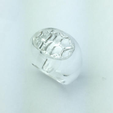 118 BUBBLE ring