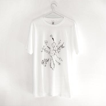 Tシャツ Alchemist's Mind/ Satoshi Dáte