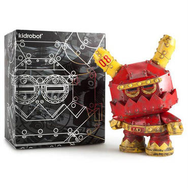 Mecha 8 inch Stealth Dunny By Frank Kozik