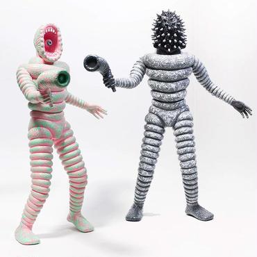 Mr. Rotten Donuts Figure Set by Tetsunori Tawaraya