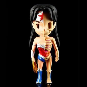 XXRAY - Wonder Woman by Jason Freeny