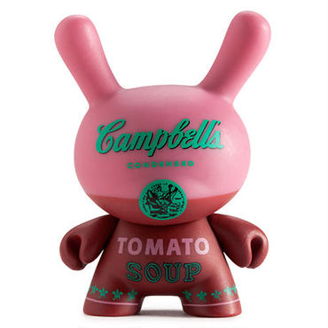 Campbell's Soup (red) from Warhol Dunny Mini Series