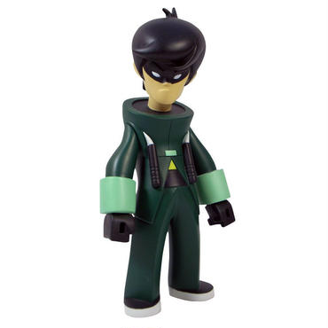 Dragon King Green Hornet Tomenosuke Exclusive by kaNO