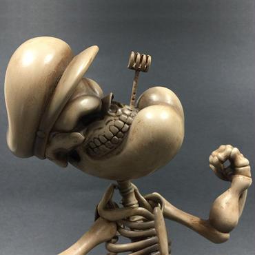 Popeye Grin by Ron English