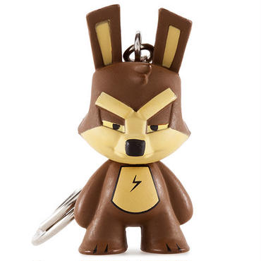 "Wile E. Coyote Looney Tunes 1.5"" Keychain Series"