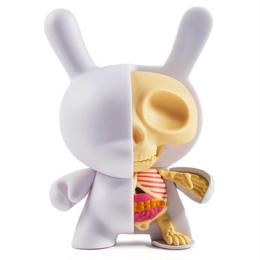 "Half Ray 5"" Dunny by Jason Freeny"