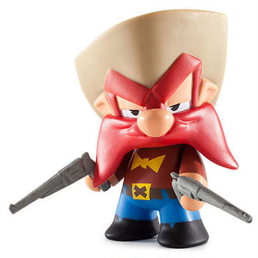 Yosemite Sam from Looney Tunes Mini Series