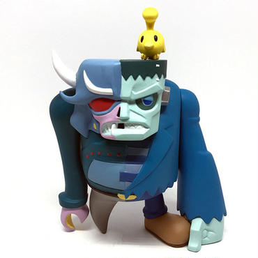 Kaiju Frankenstein OG by Nathan Hamill x Touma