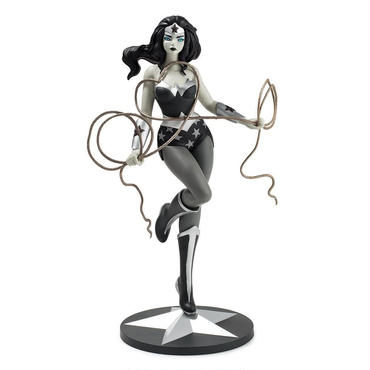 parallel import / Wonder Woman GRAYSCALE by Tara McPherson