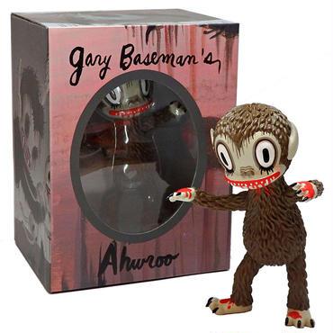 Ahwroo by Gary Baseman