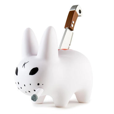 "7"" Backstab Labbit by Frank Kozik"