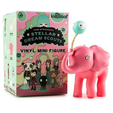 Stellar Dream Scouts Mini Figure Series by Tara McPherson