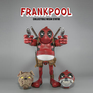 Frankpool Figure by Steven Cartoccio