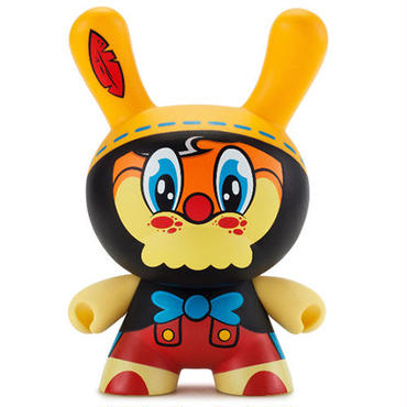 No Strings on Me 8 inch Dunny by WuzOne