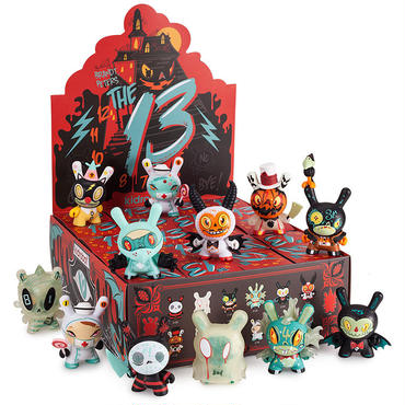 The 13 Dunny Series by Brandt Peters  (a case with 20 pieces)