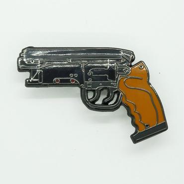 1/5 Tomenosuke Blaster Pin (L-side) by Jakob Stærmose