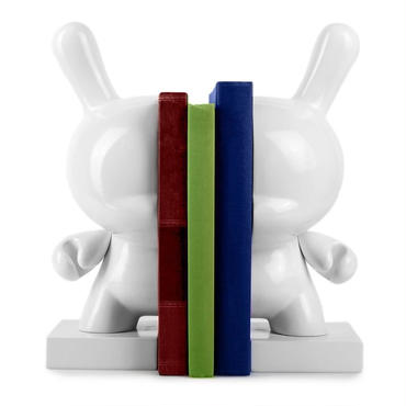 "Kidrobot 10"" Dunny Bookends"