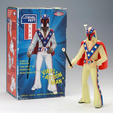 Evel Fett GID by 3DRetro x Retro Outlaw