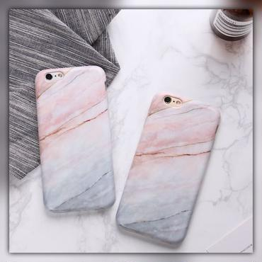 iPhone6.6s/7*大理石パターン ソフトケース