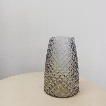 カットガラス フラワーベース