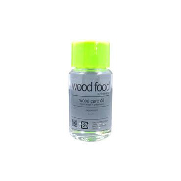 wood food ミニオイル - ミント 30ml