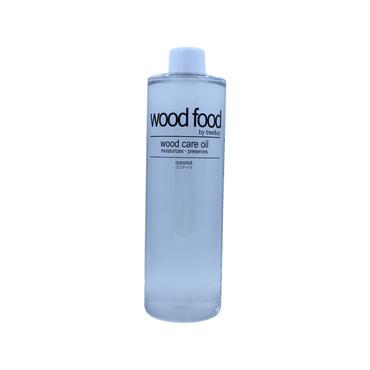 wood food オイル - ココナッツ 400ml