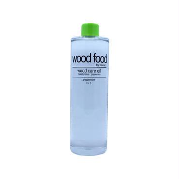 wood food オイル - ミント 400ml