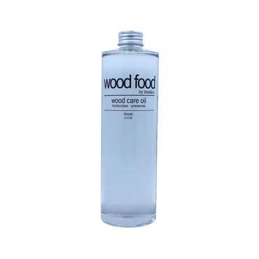 wood food オイル - ヒノキ 400ml