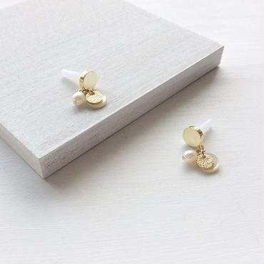 淡水真珠:pearl×shell earphone jack