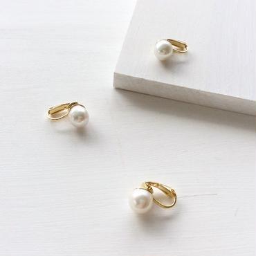 あこや真珠:baroque pearl earring