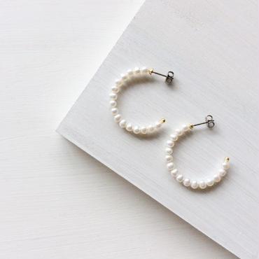淡水真珠:pearl C pierce