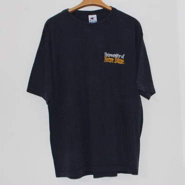 90's USED CHAMPION COLLEGE TEE ⑨ トリコタグ