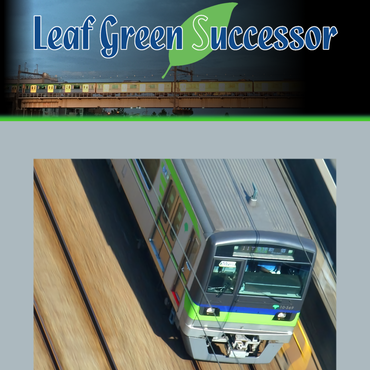 【C92新刊】LEAF GREEN SUCCESSOR