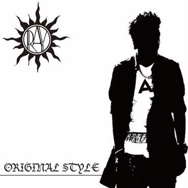 """RAY 1st マキシシングル """"ORIGINAL STYLE"""""""