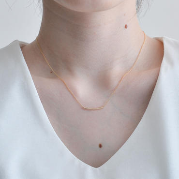 Follow Bar Necklace