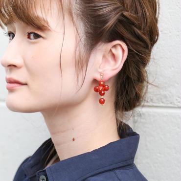 FLUI Earring RED